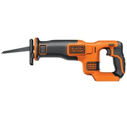 Black and Decker - HU 18V Reciprocating Saw No Battery or charger - BDCR18N