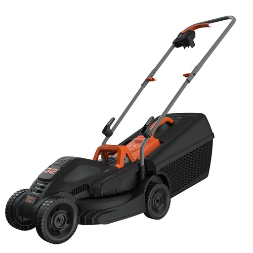 Black and Decker - 32cm Electric Rotary Mower 1000W - BEMW351