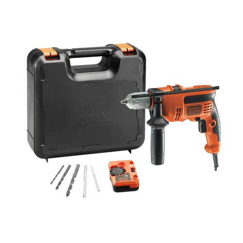 Black and Decker - 710W tvefr 6 tartozk koffer - CD714CRESKD