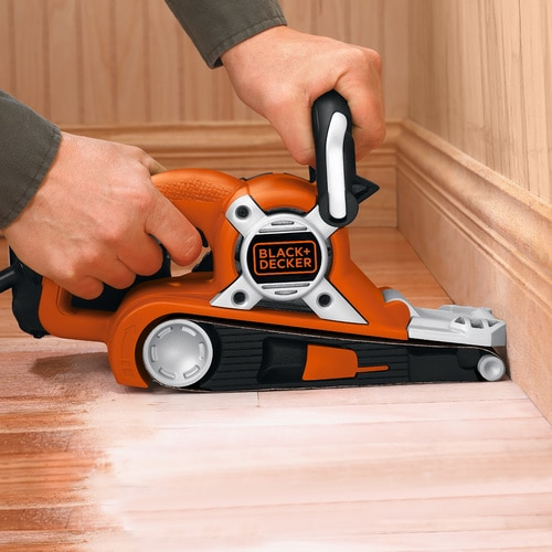 Black and Decker - 720W 75 X 533 mm Szalagcsiszol - KA88
