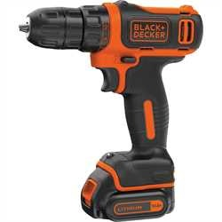Black and Decker - 108V Kompakt Akkus LiIon frcsavaroz - BDCDD12B