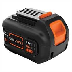 Black and Decker - Dual Volt 54V x 25 Ah Akkumultor - BL2554