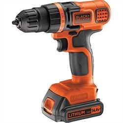 Black and Decker - 144V LitiumIon Akkus frcsavaroz - EGBL14K
