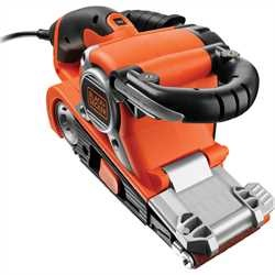 Black and Decker - 750W 75 X 533 mm Szalagcsiszol - KA89EK