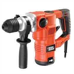Black and Decker - 1250W 35J Pneumatikus Frkalapcs - KD1250K