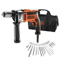 Black and Decker - 750W tvefr 32 tartozkkal Troltskban - KR705S32