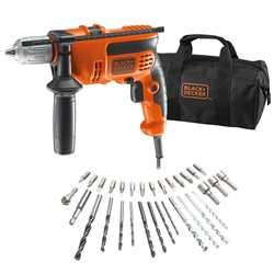Black and Decker - 710W tvefr 32 tartozkkal Troltskban - KR714S32