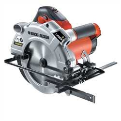 Black and Decker - 1400W 65mm Lzeres Krfrsz - KS1400L