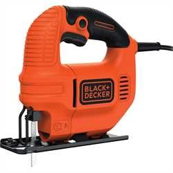 Black and Decker - 400W Kompakt dekoprfrsz frszlappal - KS501