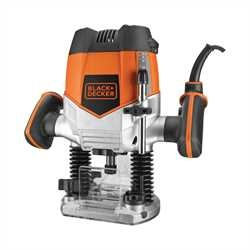 Black and Decker - 1200W Felsmar  11 tartozk  koffer - KW900EKA