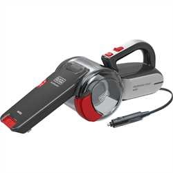 Black and Decker - HU 12VDC Pivot Auto Vac - PV1200AV