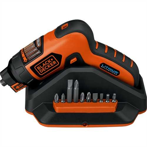 Black And Decker - 36 V LtiumIon AutoSelect  Marokcsavaroz mgneses csavartartval - AS36LN