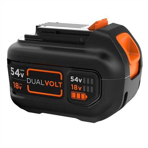 Black and Decker - Dual Volt 54V x 15 Ah Akkumultor - BL1554