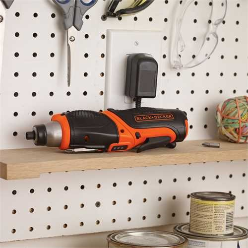 Black and Decker - 36V LiIon Marokcsavaroz - CS3653LC