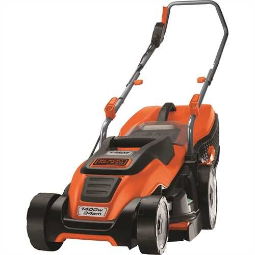 Black and Decker - 1400W 34cm Elektromos Fnyr Ftmrtvel - EMAX34I