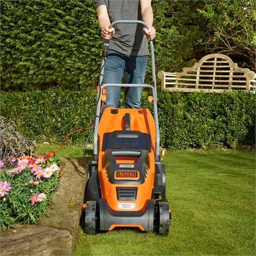 Black and Decker - 1600W 38cm Elektromos Fnyr Ftmrtvel - EMAX38I