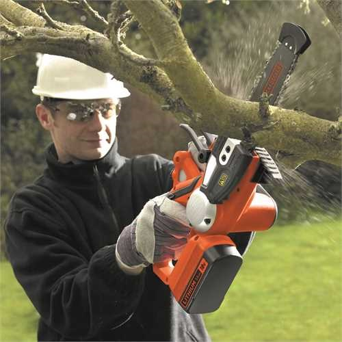 Black and Decker - 18V LiIon Lncfrsz 20 cm 20Ah - GKC1820L20