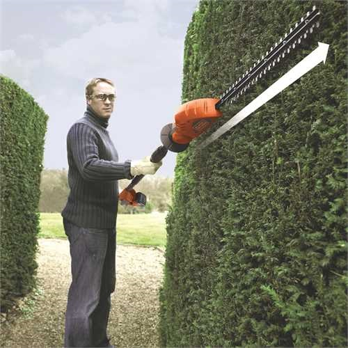 Black And Decker - 18V LiIon Magassgi svnyvg 43cm 20Ah - GTC1843L20