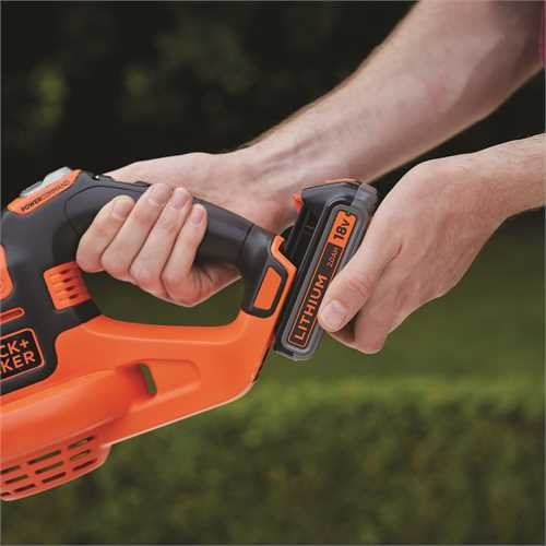 Black and Decker - 18V POWERCOMMAND Avartakart - GWC1820PC