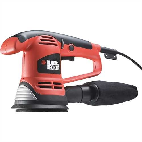 Black and Decker - 480W Excentercsiszol - KA191EK
