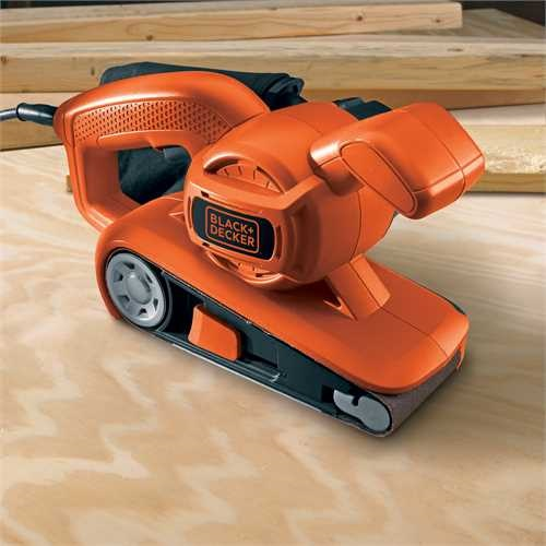 Black And Decker - 720W 75mm x 457mm Szalagcsiszol - KA86