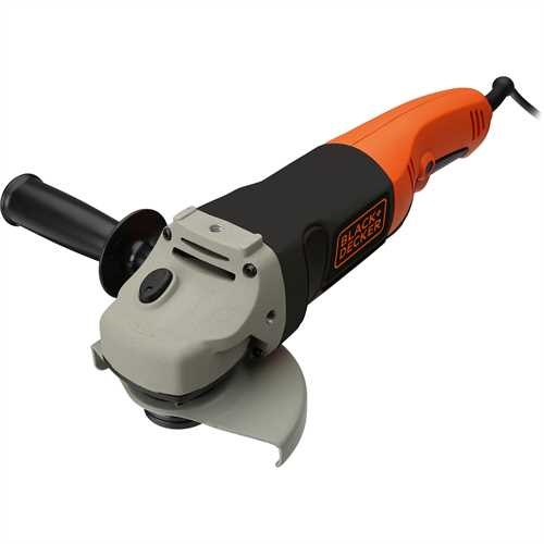Black and Decker - 1200W 125mm sarokcsiszol - KG1202