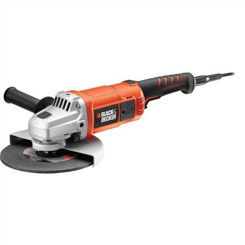 Black and Decker - 2200W 230mm Nagy Sarokcsiszol - KG2205K