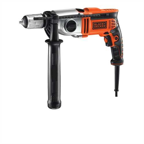 Black and Decker - 1100W ktsebessges tvefr - KR1102K