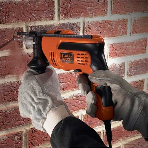 Black And Decker - 710W tvefr kofferben - KR714CRESK