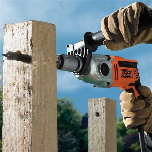 Black and Decker - 910W ktsebessges tvefr - KR911K